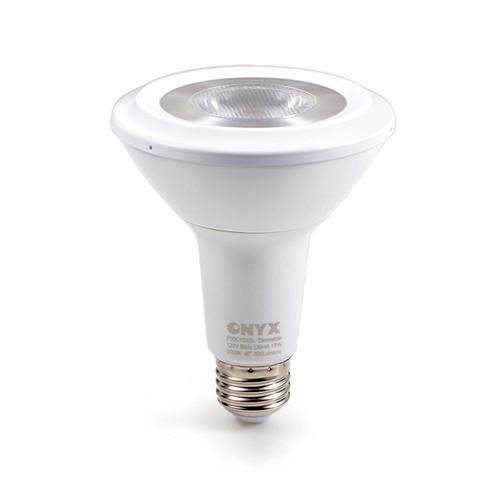 LED Energy Efficient PAR30 Long Neck 13w - 75w Equivalent Dimmable 3000K Warm White 40 Degree