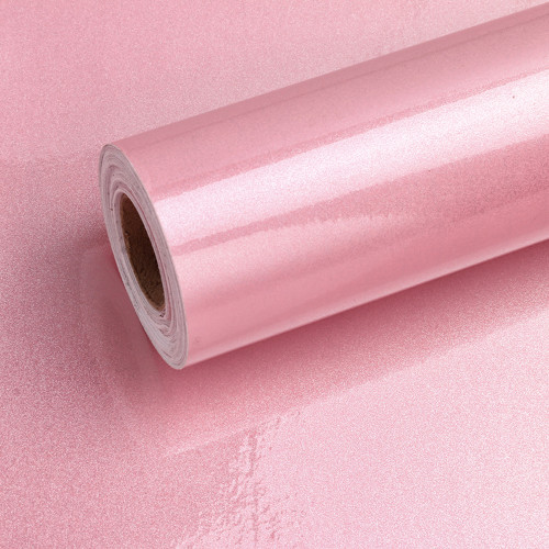 "GC9626 Glossy Pink Commercial Grade Contact Paper Peel and Stick  23.5"" x 16 ft"