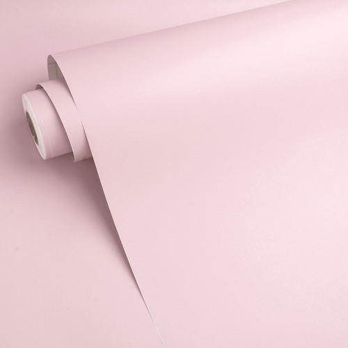 "GCB808 Perfect Pink Contact Paper Commercial Grade Peel and Stick 24"" wide x 16 ft long Matte finish"