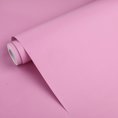 "GC9609 Hot Pink Commercial Grade Contact Paper Peel and Stick 24"" wide x 16 ft long Matte Textured finish"