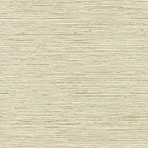 York Wallcoverings Botanical Fantasy WB5500 Horizontal Grasscloth Wallpaper Beige / Dusty Brown / Aqua