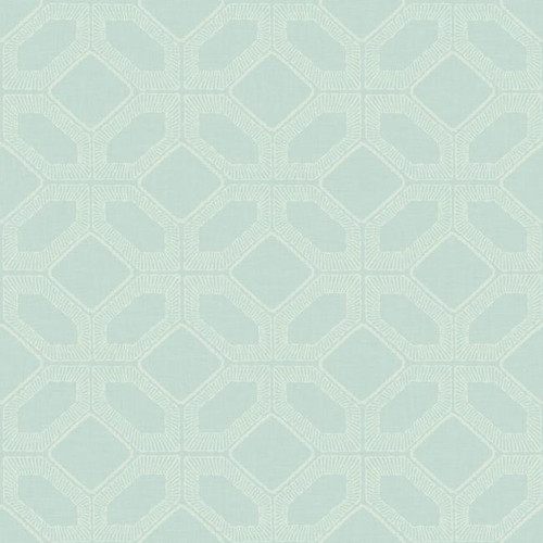 York Wallcoverings GS6273 Williamsburg Iii Barraud Embroidery Removable Wallpaper Greens