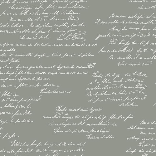 York Wallcoverings MH1610 Magnolia Home Noteworthy Removable Wallpaper Gray/White
