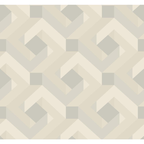 York Wallcoverings Candice Olson DecadenceCD4066  Network Wallpaper, Gray/beige/off white