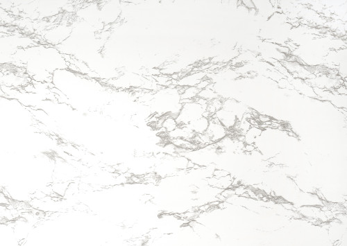 """GC36030M_3t White Marble Contact Paper Self Adhesive Removable 17.7"""" x 196""""  Save with 3 roll bundle + free wallpaper smoother"""