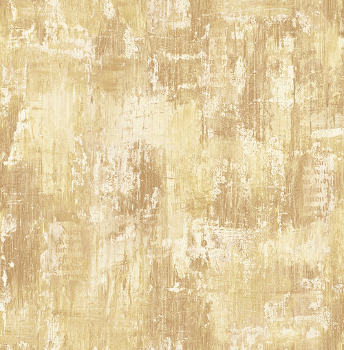 Aged Faux Wallpaper in Tawny VF30707 from Wallquest