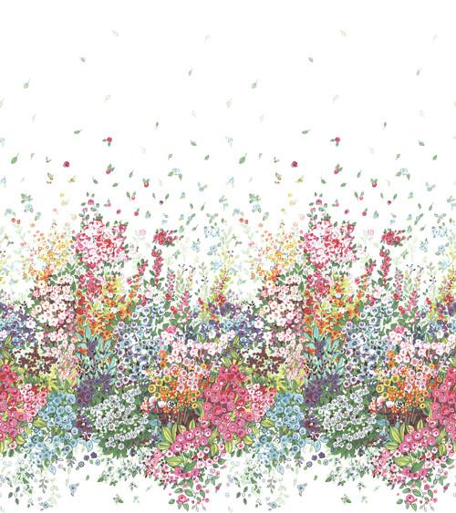 Brewster 2657-01863 Ami Meadow Multicolor Mural