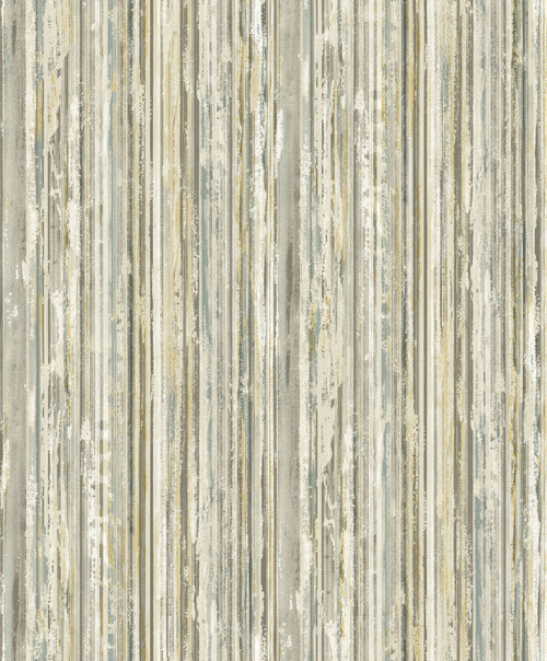 Brewster 2812-BLW20406 Advantage Surfaces Savanna Olive Stripe Wallpaper Olive