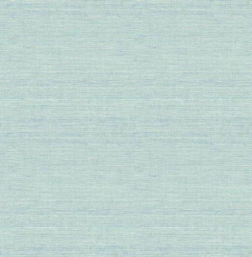 A-Street Prints by Brewster 2793-24282 Lilt Teal Faux Grasscloth Wallpaper