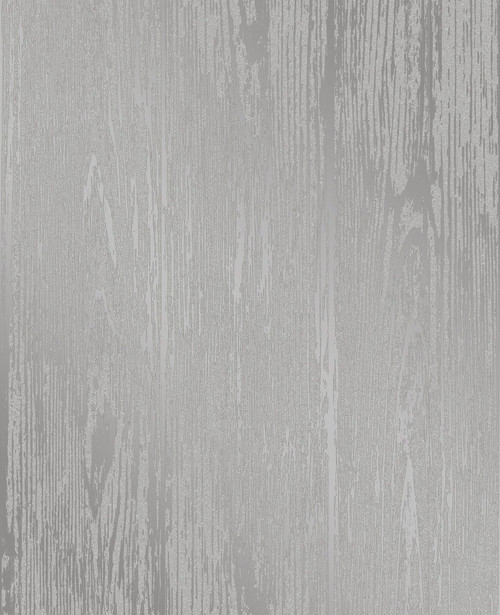 Decorline by Brewster 2735-23344 Enchanted Grey Woodgrain Wallpaper