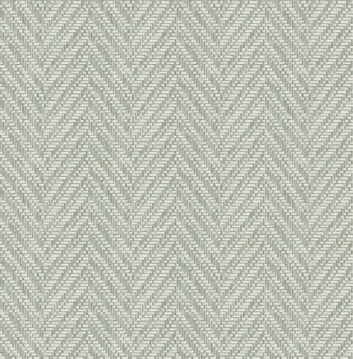 A-Street Prints by Brewster 2785-24819 Graphite Ziggity Wallpaper Grey