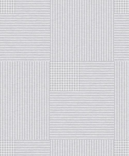 Brewster 2809-IH18401A Advantage Geo Ronald Off-White Squares Wallpaper Off-White