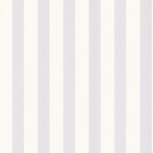Brewster 2704-23209 For Your Bath III Ditsy Purple Trellis Stripe Wallpaper
