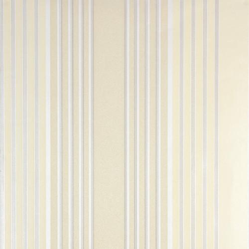 Brewster 2812-BLW10205 Advantage Surfaces Vickie Beige Stripe Wallpaper Beige