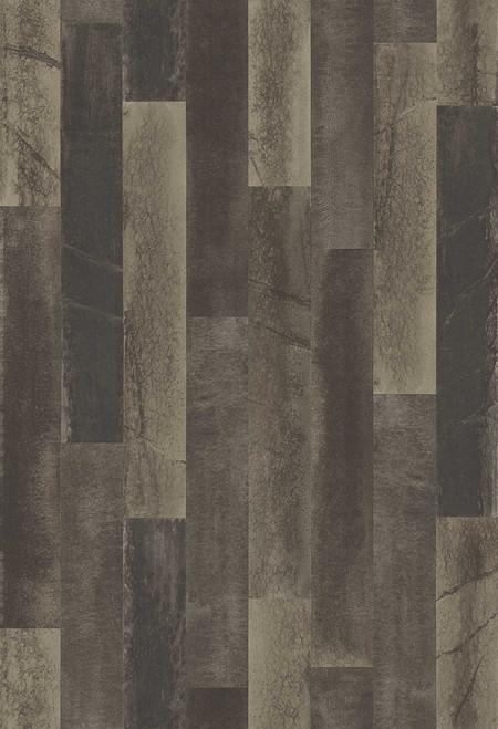 A-Street Prints by Brewster 2540-24048 Restored Antique Floorboads Grey Wood Wallpaper