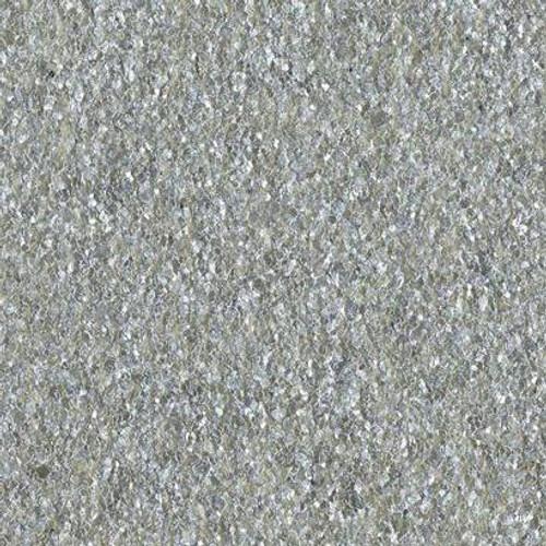 York Wallcoverings GR1013 Terra Mica Wallpaper metallic silver