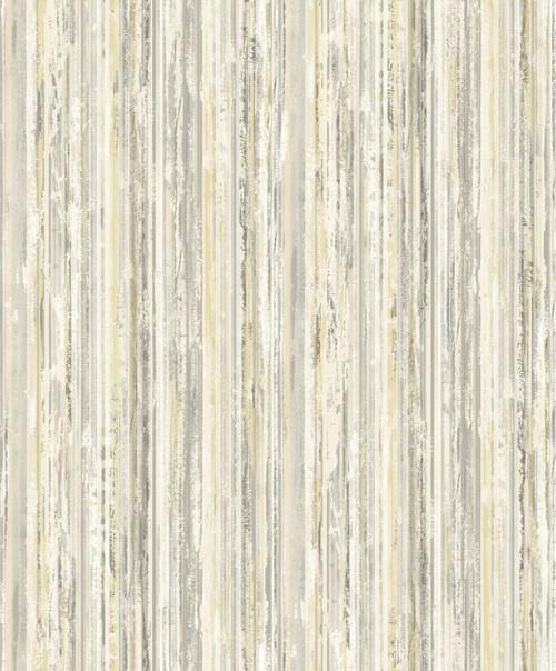 Brewster 2812-BLW20403 Advantage Surfaces Savanna Taupe Stripe Wallpaper Taupe