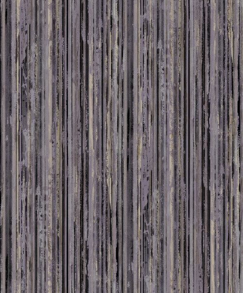 Brewster 2812-BLW20408 Advantage Surfaces Savanna Black Stripe Wallpaper Black