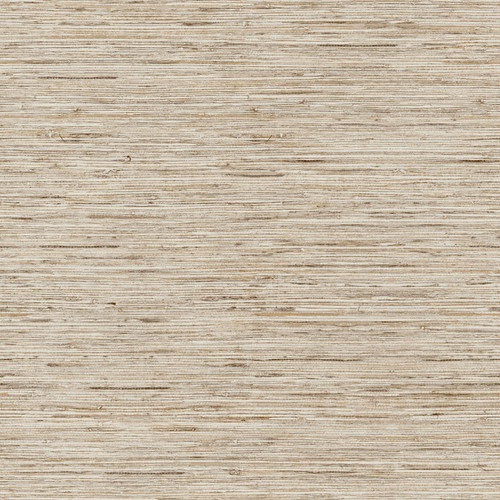 RoomMates RMK9031WP Grasscloth Peel & Stick Wallpaper Taupe/Gold