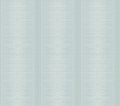 York Silk Weave Stripe Wallpaper Turquiose TL1963 Handpainted Traditionals