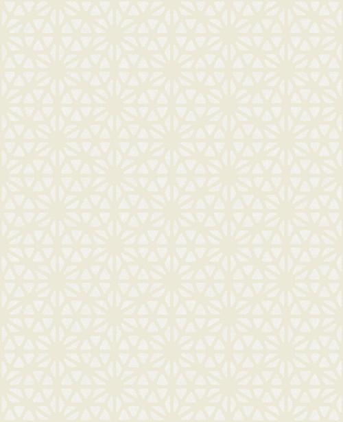 A-Street Prints by Brewster 2782-24549 Billie Bone Geometric Wallpaper Bone