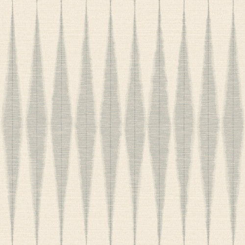 York Wallcoverings ME1544 Magnolia Home Vol. II Handloom  Cool Grey