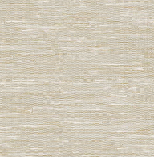 Brewster 2657-22269 Beige Grey Faux Grasscloth Wallpaper