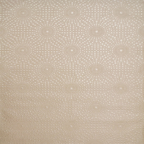 Mid Century Wallpaper Collection, Modern Classic Pattern,Circle Burst Wallpaper - Warm Beige