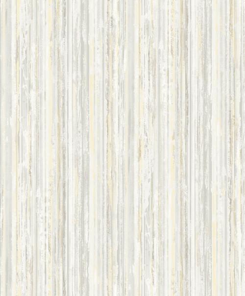 Brewster 2812-BLW20401 Advantage Surfaces Savanna Sage Stripe Wallpaper Sage