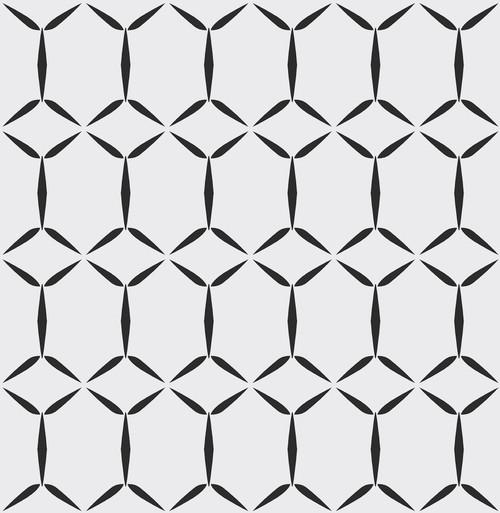 A-Street Prints by Brewster 2716-23856 Eclipse Fusion White Geometric Wallpaper