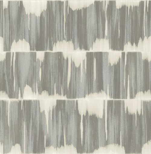 A-Street Prints by Brewster 2764-24346 Mistral Serendipity Blue Shibori Wallpaper