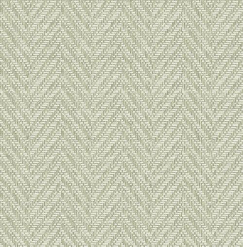 A-Street Prints by Brewster 2785-24815 Meadow Ziggity Wallpaper Green