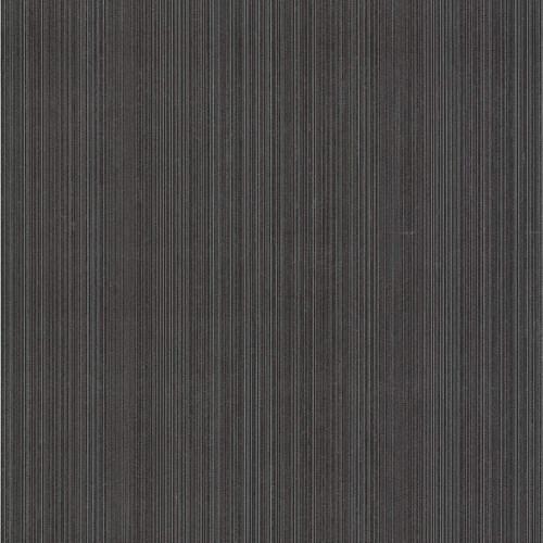 Brewster DL30460 Accent Suelita Charcoal Striped Texture Wallpaper