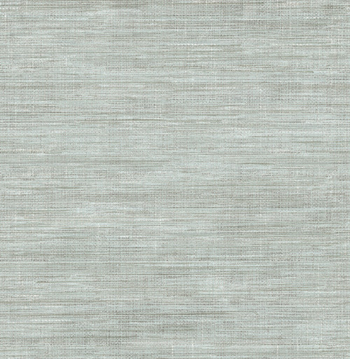 A-Street Prints by Brewster 2785-24856 Fog Faux Gras Wallpaper Grey