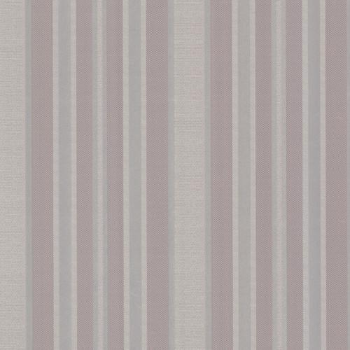 Beacon House by Brewster 484-68051 Olympia Apollo Purple Tweed Stripe Wallpaper