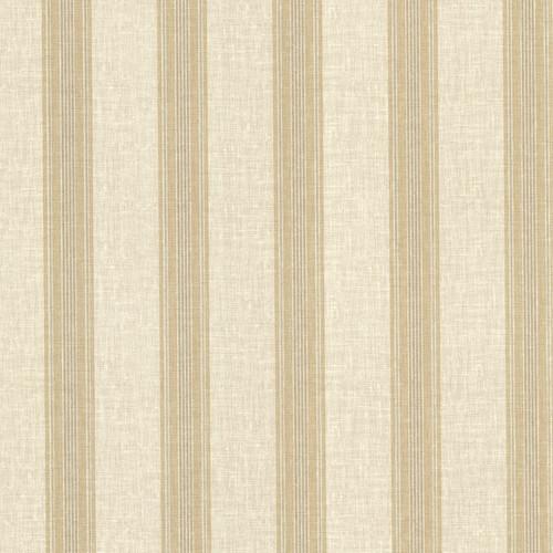 Beacon House by Brewster 302-66836 Lineage Beige Stripe Wallpaper