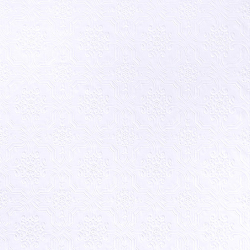 Brewster RD125 Berkeley Paintable Anaglytpa Original Wallpaper white