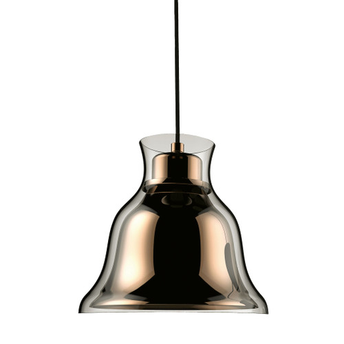 Bolero 1 Light Pendant In Gold by Elk PS8160-85-31