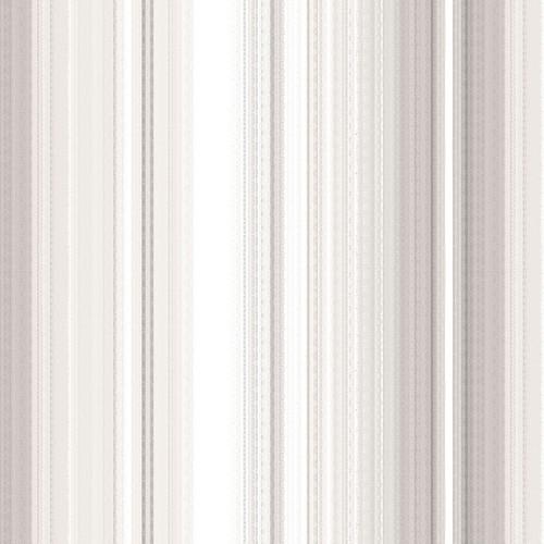 Norwall Manor House MH36507 Organic Stripe Wallpaper Beige, Grey