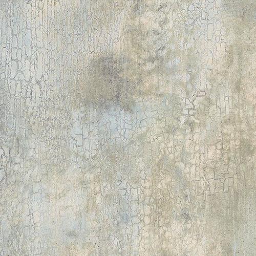 Norwall Wallcoverings  KB20225 Texture Style 2 New Crackle Wallpaper Beige, Light Blue, Light Green