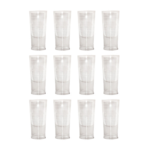 ELK 126017/S12 Pomeroy Provence Set of 12 Highballs Clear