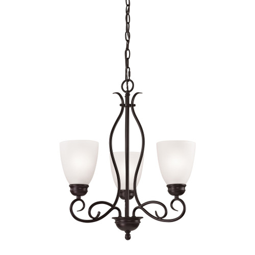 Chatham 3-Light Chandelier in in Oil Rubbed Bronze by Elk 1153CH/10