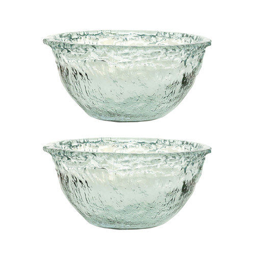 ELK 308543/S2 Pomeroy Pandora Set of 2 Deep Bowls Recycled