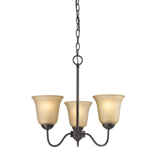 3 Light Chandelier - CONWAY by Elk 1203CH/10