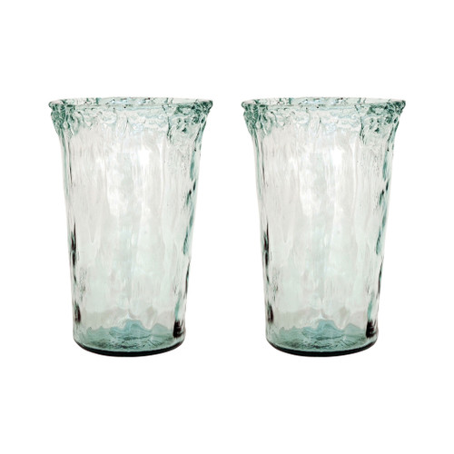 "ELK 310133/S2 Pomeroy Rhea Set of 2 Vases 12.25"" Recycled"