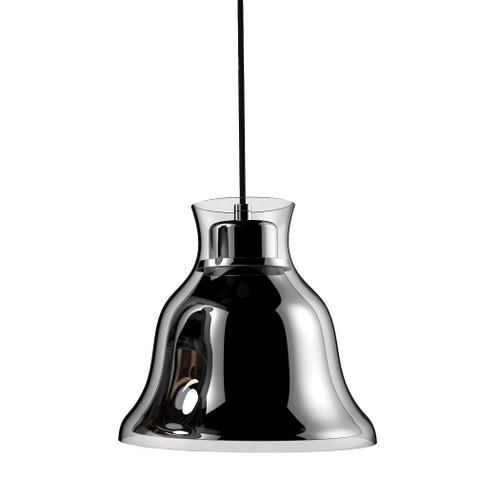 Bolero 1 Light Pendant In Chrome by Elk PS8160-15-31