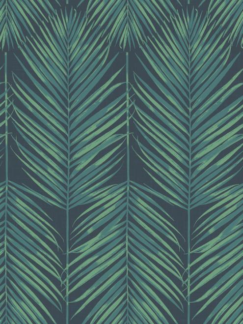 Wallquest MB30004 Paradise Tropic Midnight