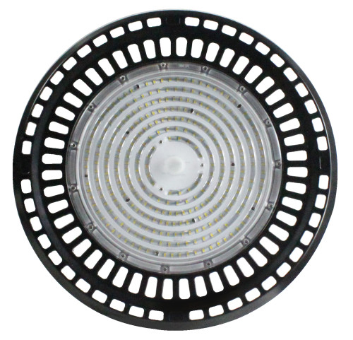 200W UFO Style High Bay LED Light by OLT 5000K Cool White 90 Degree Beam Angle