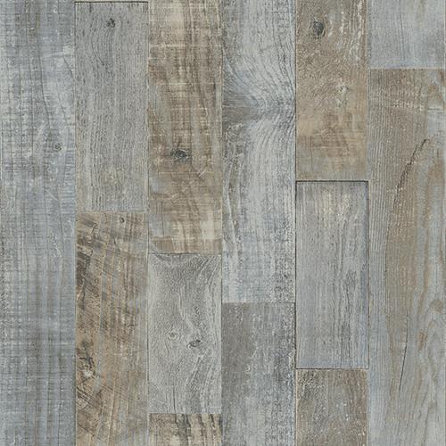 Chesapeake by Brewster 3118-12691 Birch & Sparrow Chebacco Grey Wooden Planks Wallpaper