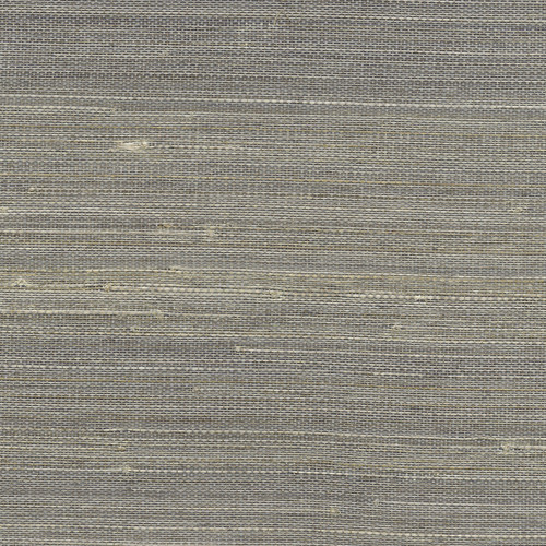 Kenneth James by Brewster 2732-80031 Binan Lavender Grasscloth Wallpaper